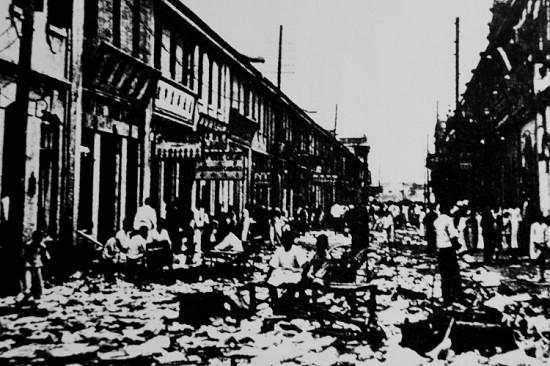 中国革命:1925年5月30日,上海